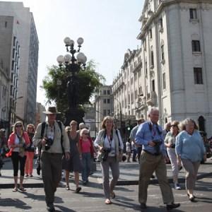 Turistas de Chile, EEUU, Ecuador y Colombia lideran estadísticas de visitas al Perú