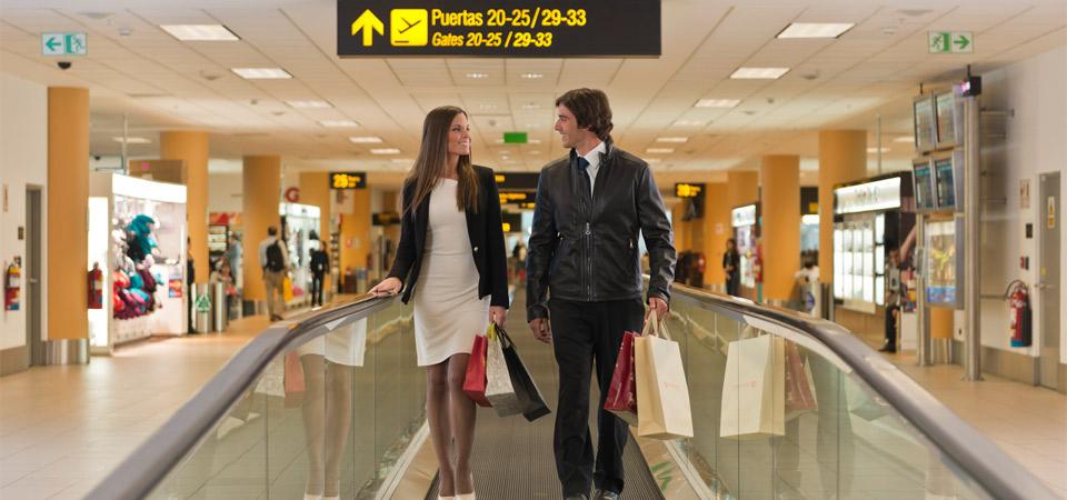 7 de cada 10 viajeros compran en el Aeropuerto Internacional Jorge Chávez