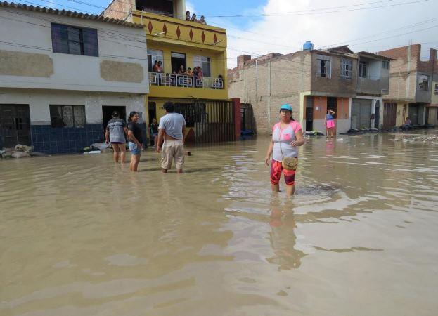 Senahmi advierte que lluvias se intensificarán durante esta semana en todo el país