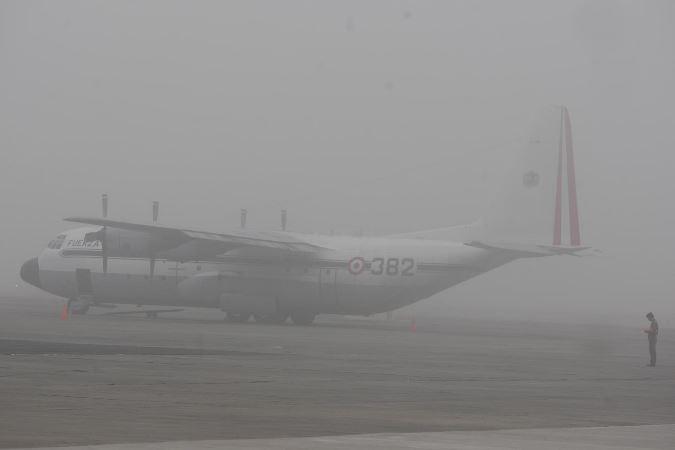 Arequipa: Suspenden vuelos en aeropuerto y declaran en alerta roja al río Majes