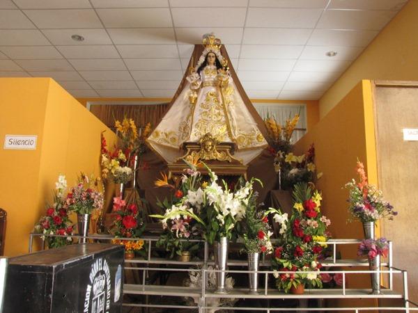 Arequipa: En nueve meses estará concluido el Santuario de la Virgen del Chapi