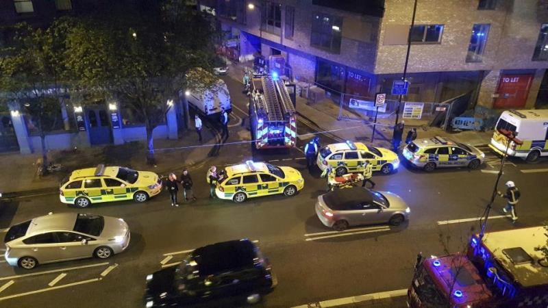 Londres: Ataque con ácido durante pelea en club nocturno deja a 12 personas heridas