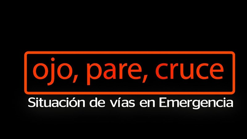 Micronoticieros del MTC y la PNP comunican sobre el estado de las vías en el Perú