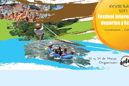 Vive la adrenalina al máximo con Ecofest Lunahuaná 2017