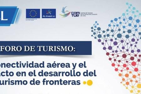 Cámara de Comercio de Lima organiza Foro de Turismo