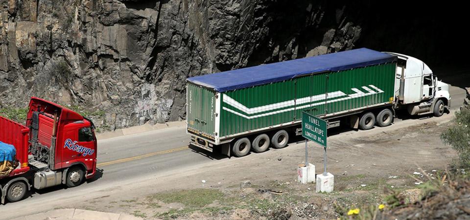 Carretera Central: MTC restringirá paso por el feriado largo