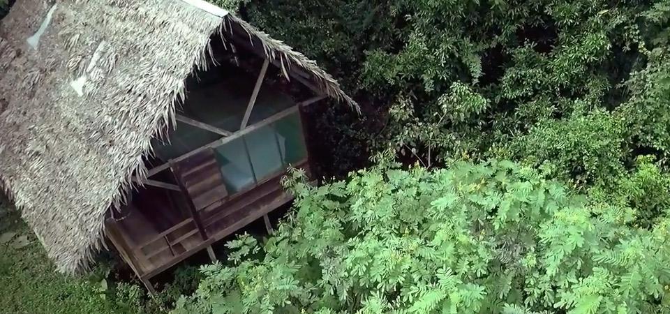 La mejor forma para escapar de Lima: La villa de Amak en Iquitos