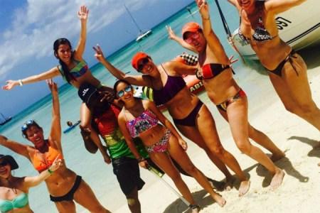 Visitas de peruanos a la isla de Aruba crecieron 43% en el primer semestre