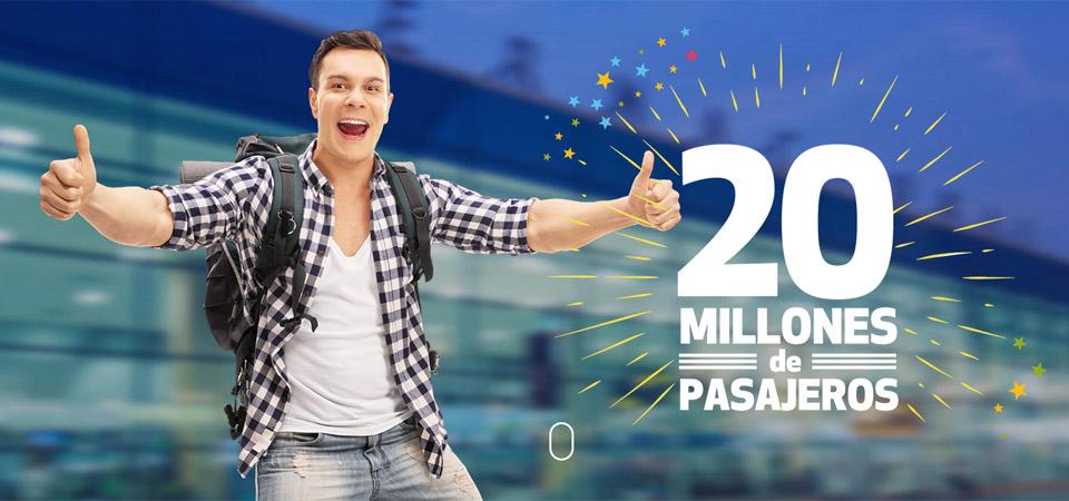 Aeropuerto Jorge Chávez: LAP regala pasajes a destinos nacionales por 20 días