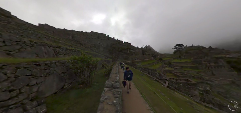 Video 360: viaja por Machu Picchu, Cusco
