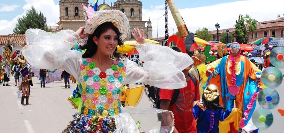 Viaja y recorre los carnavales del Perú con increíbles ofertas de viaje