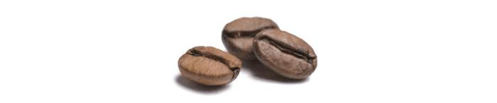 3 Kaffeebohnen