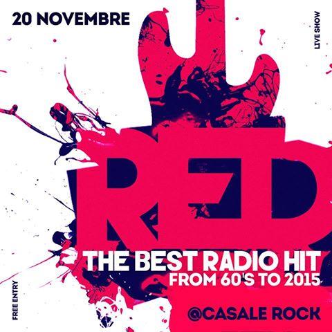 Il Casale Rock una serata con i migliori successi radiofonici dagli anni 60 ad oggi