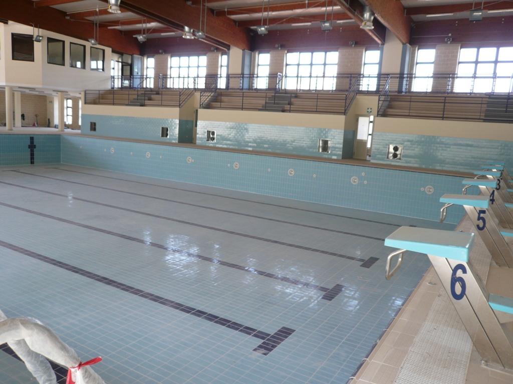 A gennaio tutti in piscina Apre la comunale di Colleverde