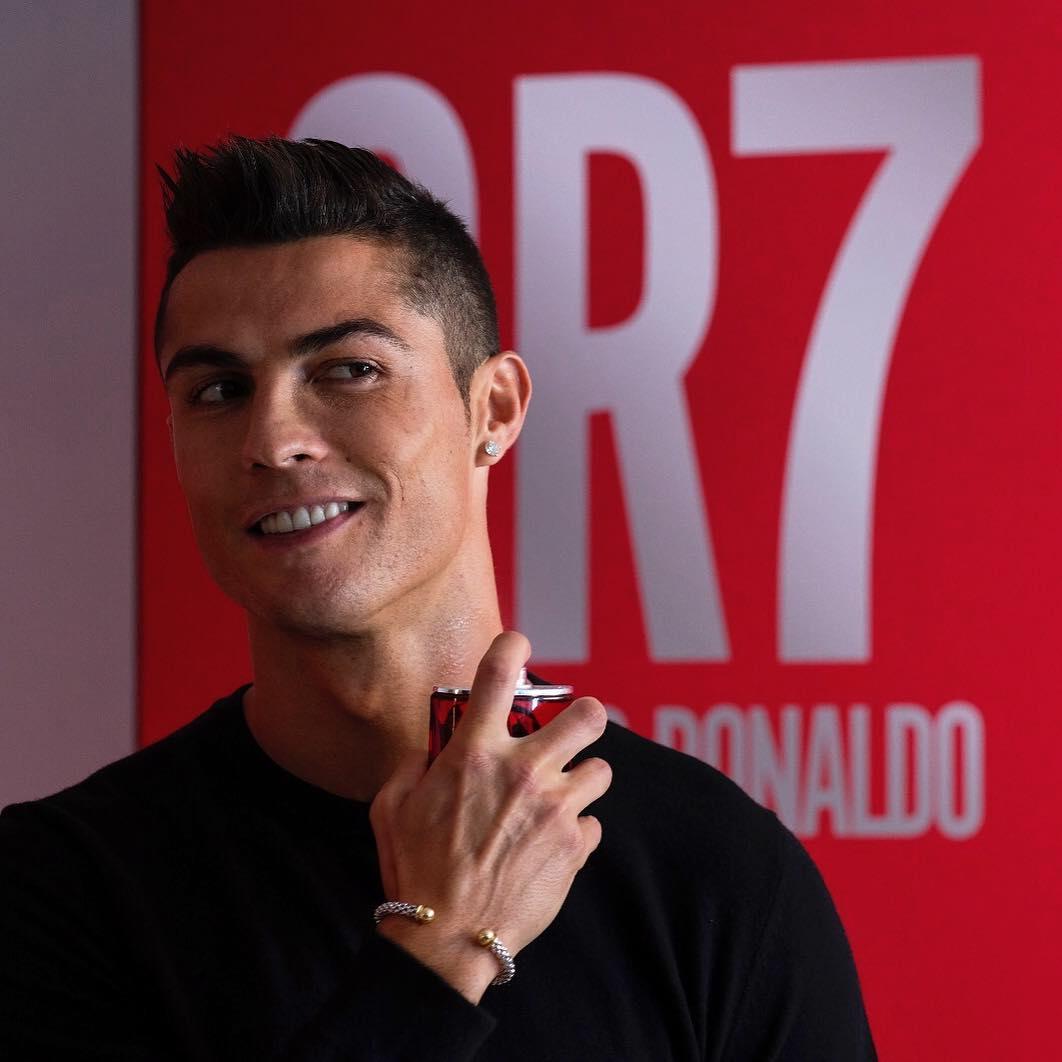 Come farsi i capelli come Cristiano Ronaldo