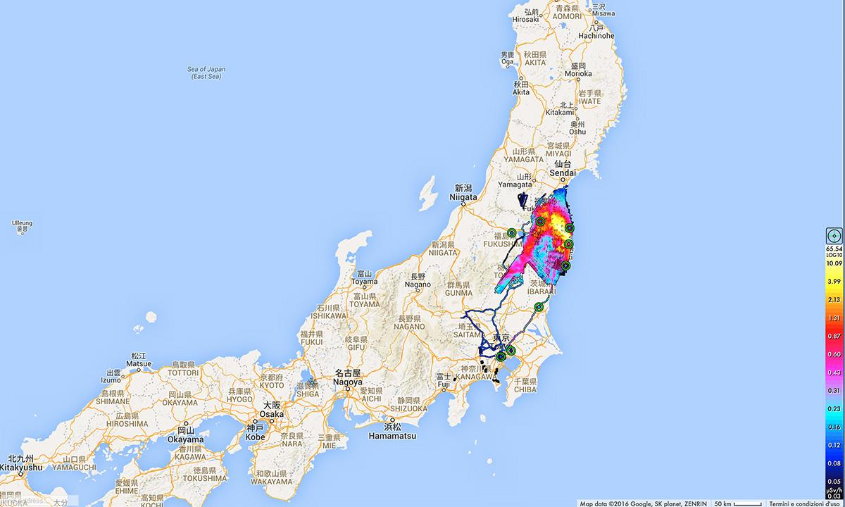 Terremoto in Giappone paura per la centrale nucleare di Fukushima