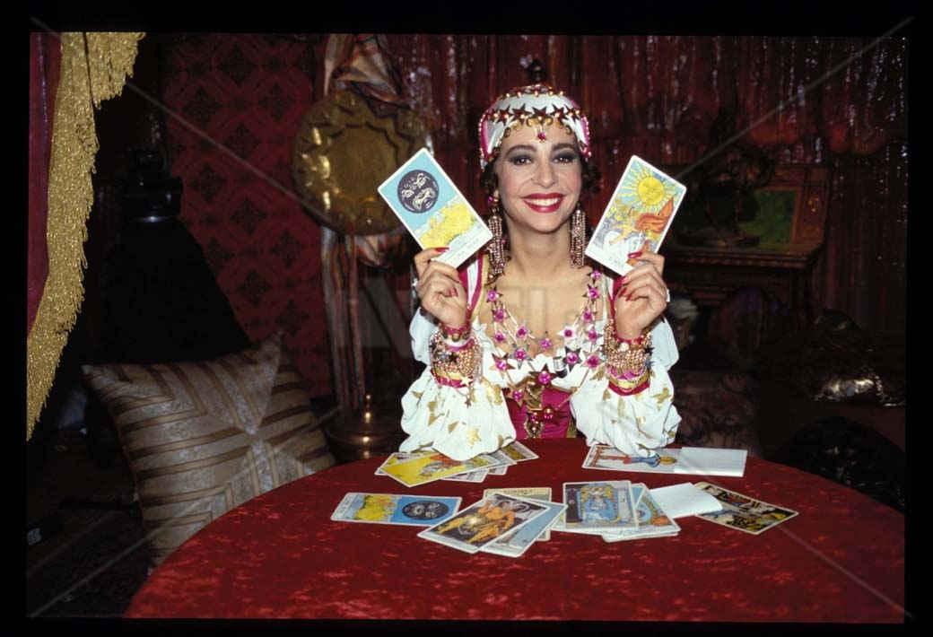 La Zingara la protagonista del programma Luna Park  Notizieit