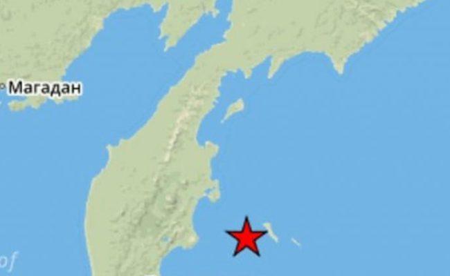 Terremoto M 7 3 Al Largo Della Russia Allerta Tsunami
