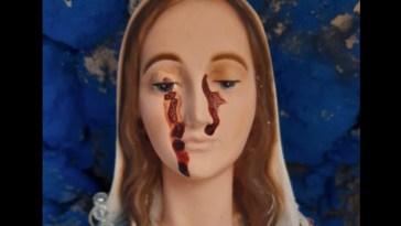 Madonna che piange nel Vibonese: la conferma che il liquido non è sangue