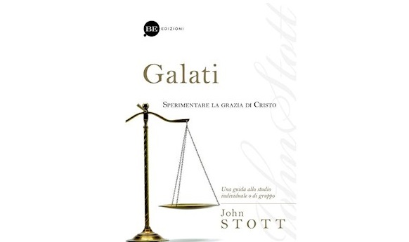 Galati, una guida allo studio redatta da John Stott