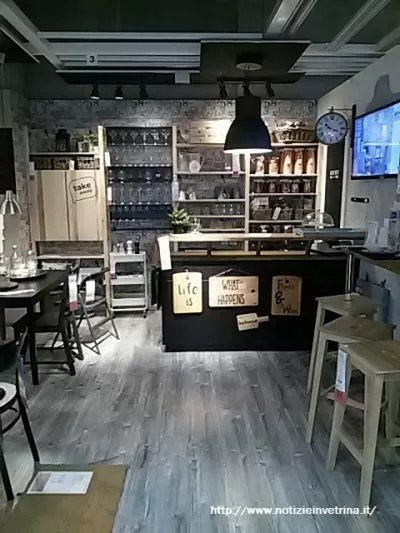Cucina bar stile industrial chic e shabby chic  Notizie