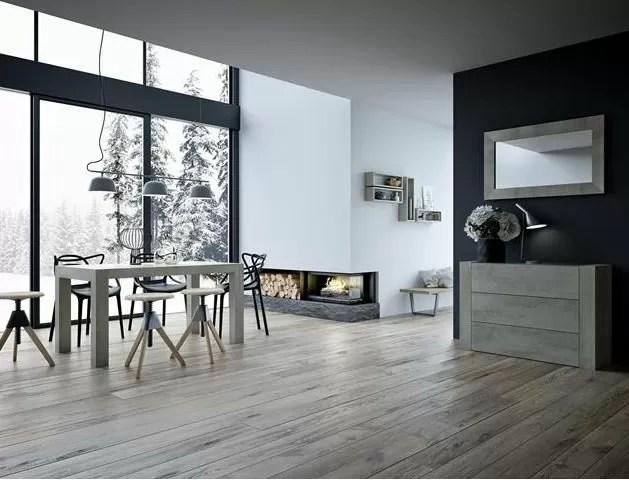 Come arredare un soggiorno piccolo o grande con mobili