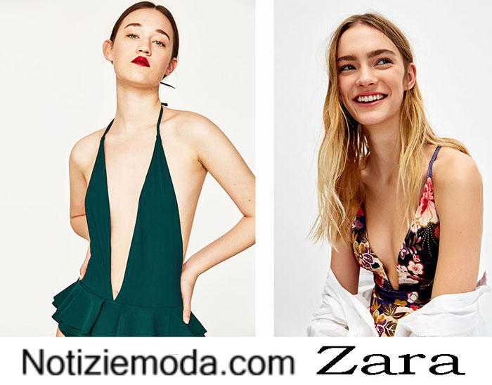 Costumi Da Bagno Zara Estate 2017