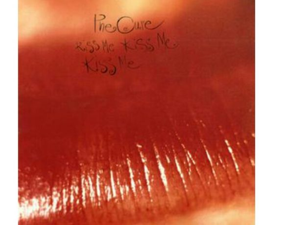 The Cure - Kiss Me Kiss Me Kiss Me