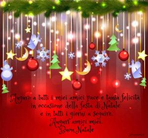 Auguri Di Natale Per Amica Del Cuore.Bch Auguri Auguri Di Cuore Amica Mia