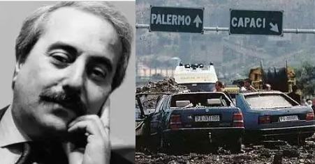 Giovanni Falcone morte biografia breve film frasi mafia e Paolo Borsellino il ricordo