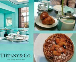 Prezzi e Men Colazione da Tiffany al Blue Box Caf breakfast pranzo e th  NotizieWebLiveit
