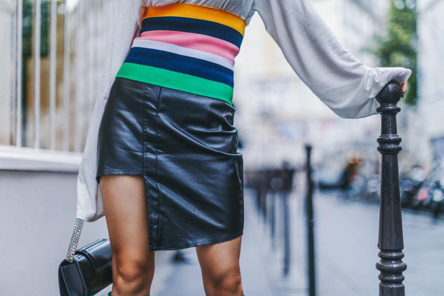 How To Wear A Corset Belt // NotJessFashion.com