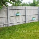 8 Fabulous Fence Decorating Ideas