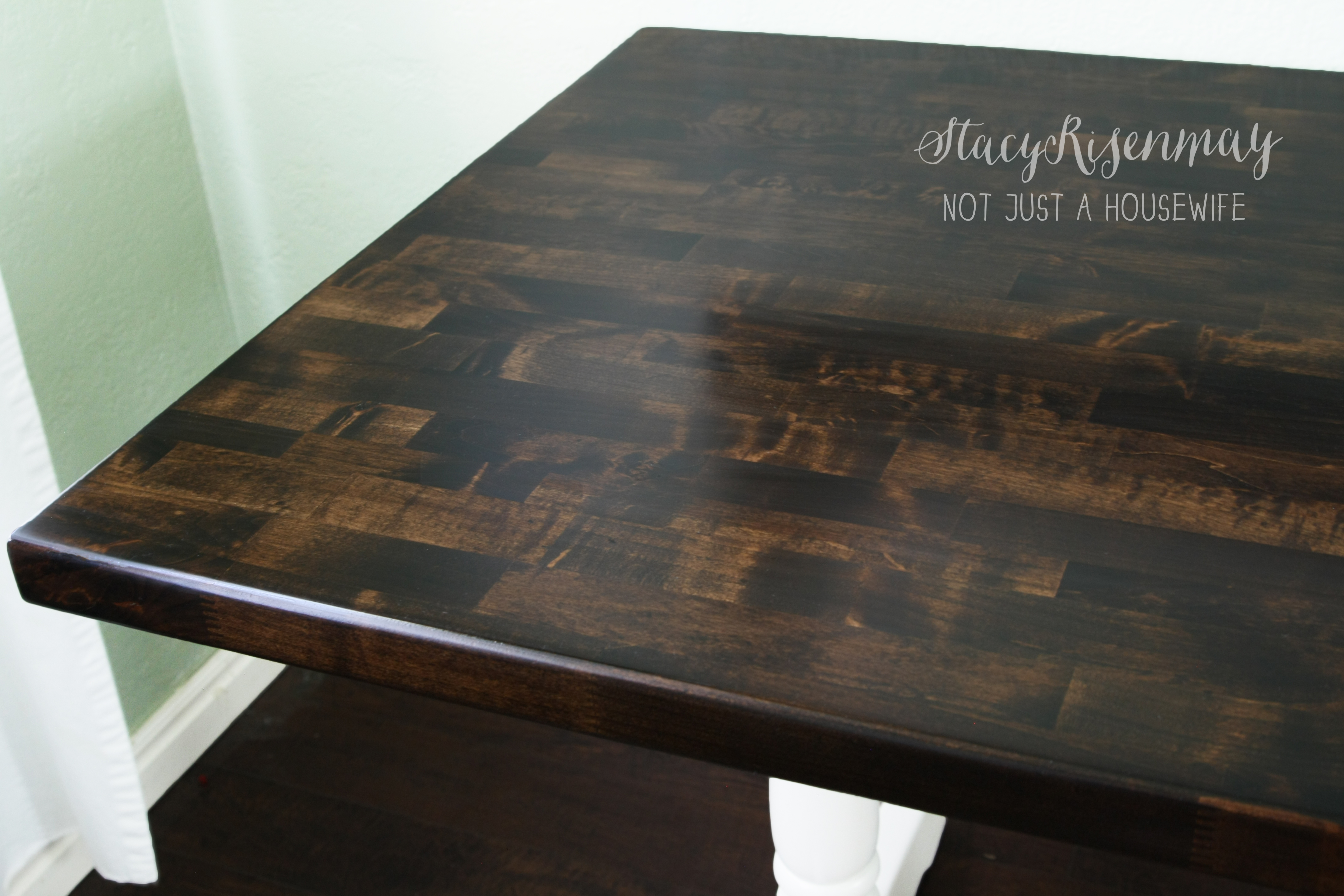 Best Finish For Hickory Table