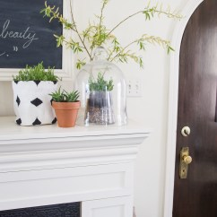 Inexpensive Kitchen Decor Norfolk And Bath Reviews Hanging Air Plant {styled X3} - Stacy Risenmay
