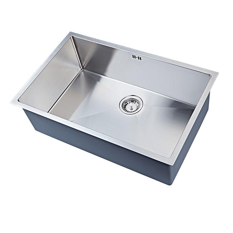 zen 750 deluxe extra deep sink