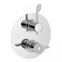 Ability 'Twin' Concealed Thermostatic Shower Valve ...