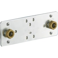 Shower Valve Fixing Plate - Notjusttaps.co.uk