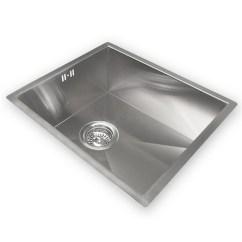 Compact Kitchen Sink Sage Green Cabinets Zen340 Notjusttaps Co Uk Zen 340