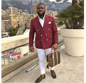 VIDEO: I Gave This Idiot N100,000 without Doing Any Work For Me – Hushpuppi –