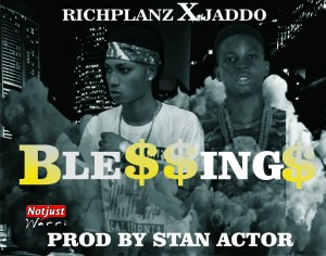 Music: Richplanz – Blessing ft Jaddo