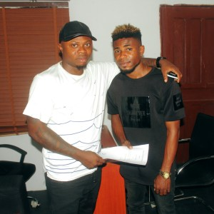 Gizzy Joins Boiling Records