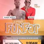 MiYAKi clashes with Kwesi Arthur this weekend at ATTC.