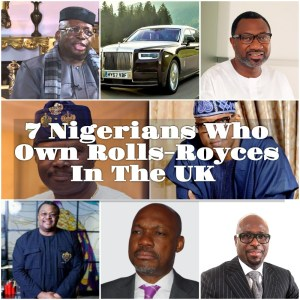 7 Nigerians Who Own Rolls-Royces In The UK (Photos)