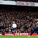 Arsenal Fight Back To Beat Tottenham in Fiery Derby