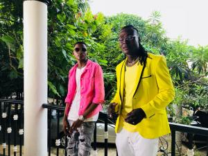 @M2flyest Ft @MiYAKimusic – 'Hold My Hand (Kokroko)' (Official Video)