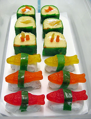 hostess sushi