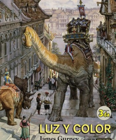 luz y color james gurney