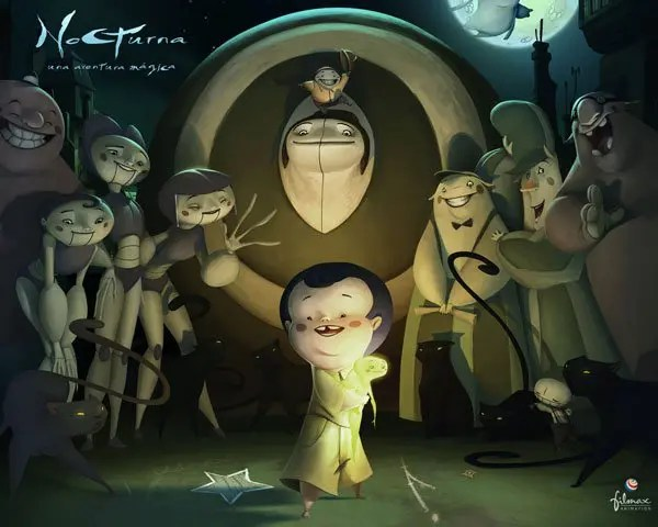 curso de distribución de animación