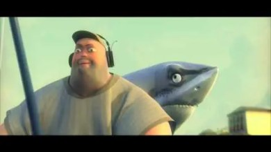 Photo of Big Catch. Otro divertido cortometraje de Animacion 3D